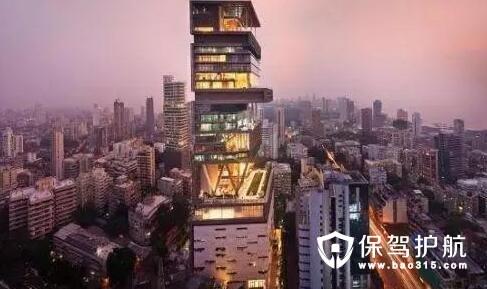 全球十大豪宅有哪些