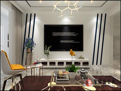 两室两厅现代简约白色靓丽清晰风