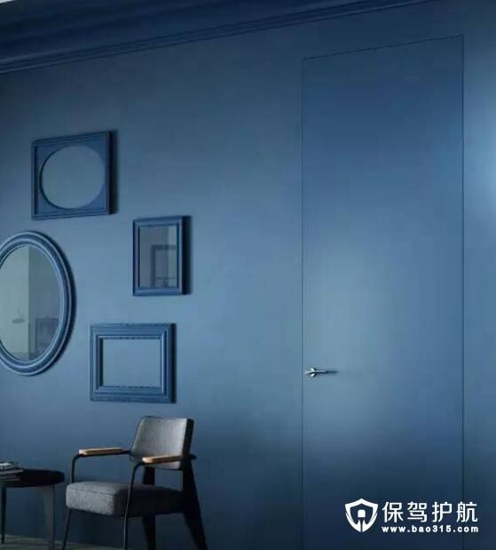 隐形门装修效果图 如何巧妙设计隐形门