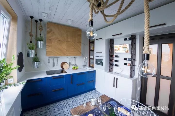 五种厨房设计,请您参谋参谋!