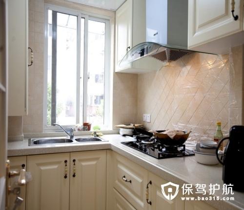 一般的厨房橱柜要怎样设计才好看