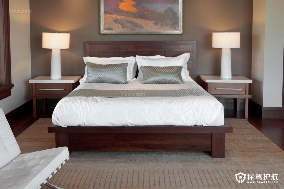 卧室床应该如何摆放