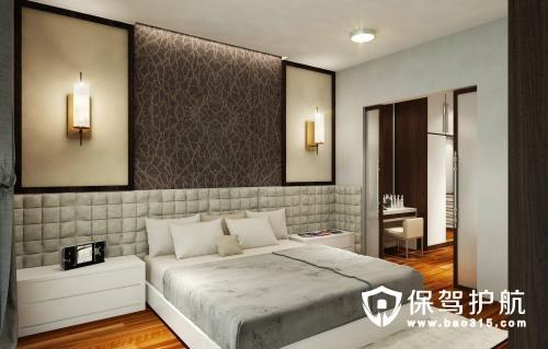 大卧室如何装修比较温馨