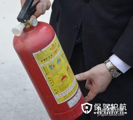 干粉灭火器的使用方法和步骤是什么
