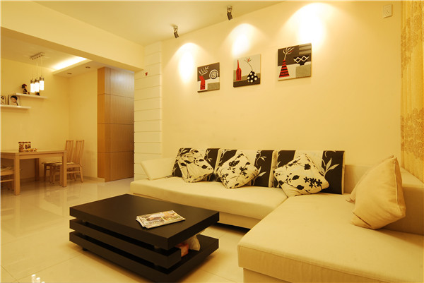 戈雅公寓温情、个性