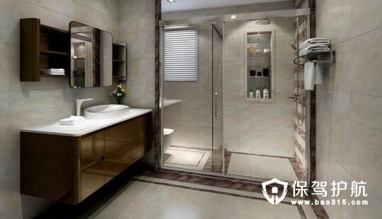 浴室柜尺寸如何选择合适自己的家装