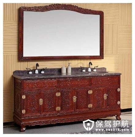 红木浴室柜十大品牌排行