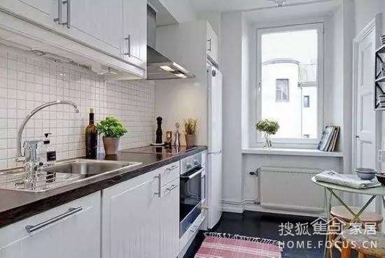 不同风格厨房装修效果图02这么美做饭都有好心情!