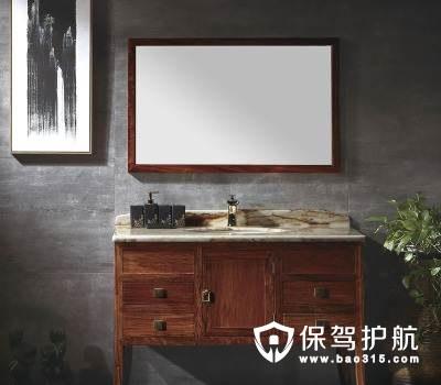 红木浴室柜如何选购