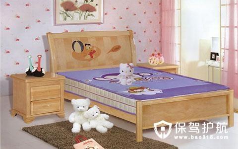 兒童床挑選技巧知識大全