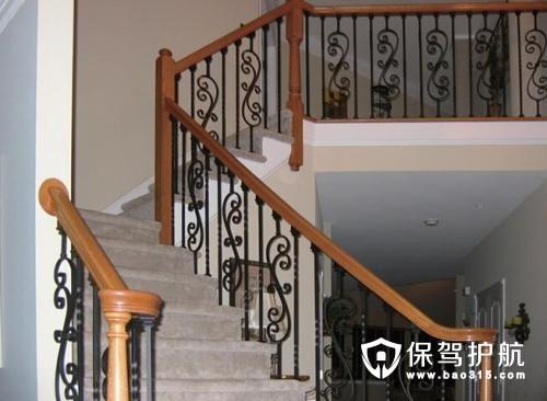 楼梯扶手高度规范和算法