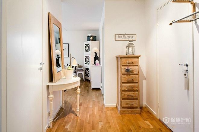 42平简约风格小公寓 