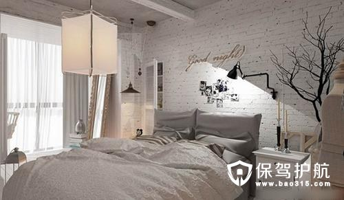 单身公寓设计装修效果图