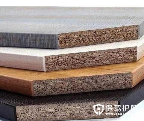 實木顆粒板的環保等級和做為家具的優勢