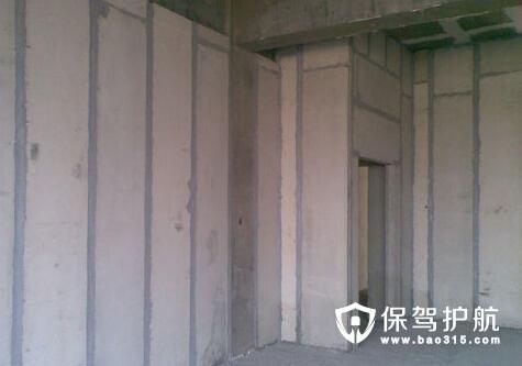 水泥轻质隔墙板安装和价格