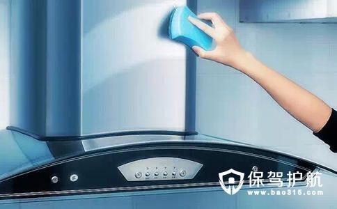 如何清洗油烟机又快又干净