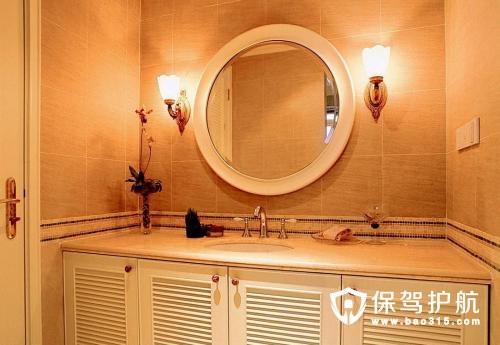 洗脸盆尺寸多大合适卫浴装修