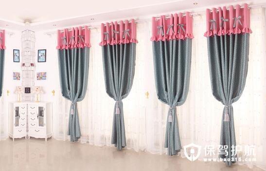 窗帘的挂法有哪几种