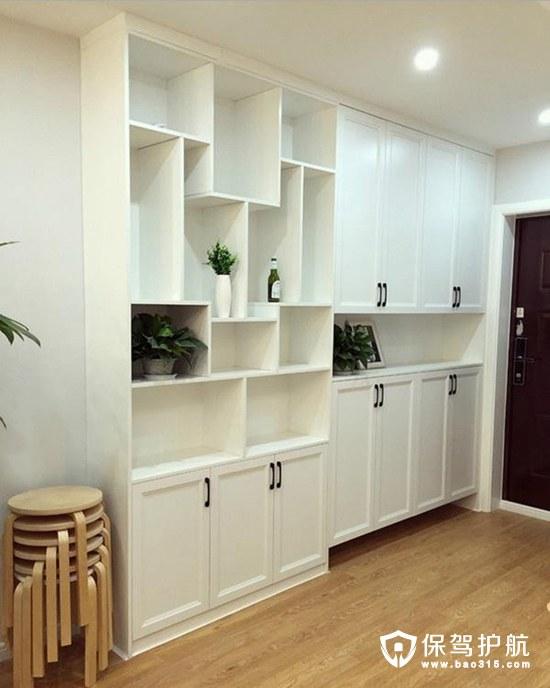 现代简约两居室装修效果图赏析