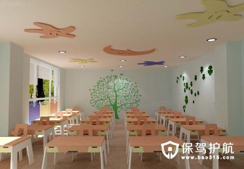 幼儿园墙面设计有什么讲究吗