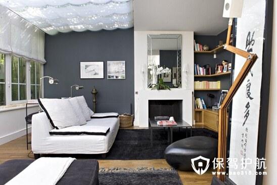 小户型大面貌室内装潢图片