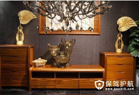 柚木家具的特征有哪些