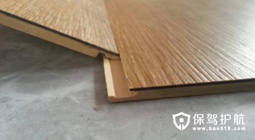 锁扣地板和平扣地板的区别