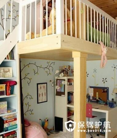 loft装修效果图大全欣赏