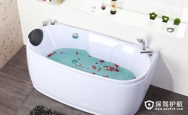 單人浴缸的尺寸是多少
