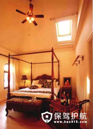 吊扇灯的使用种类和使用方法