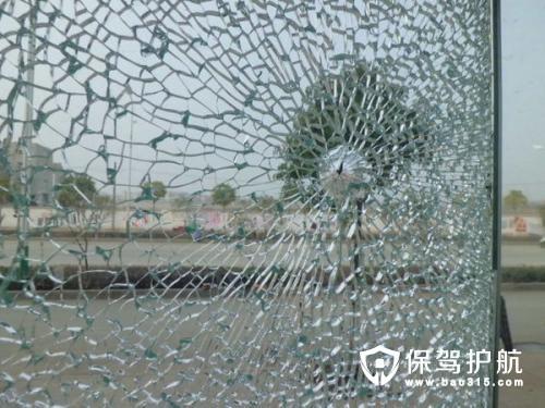 玻璃自爆原理和解决办法