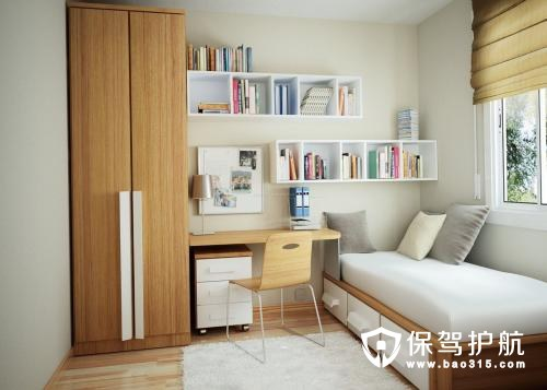 如何装修小卧室