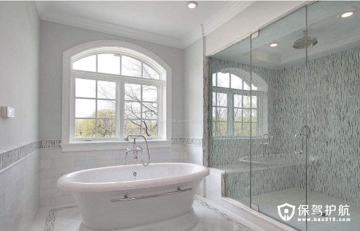 有效清洁浴室玻璃门的四大步骤