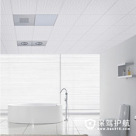 铝扣板吊顶价格及其装修效果图