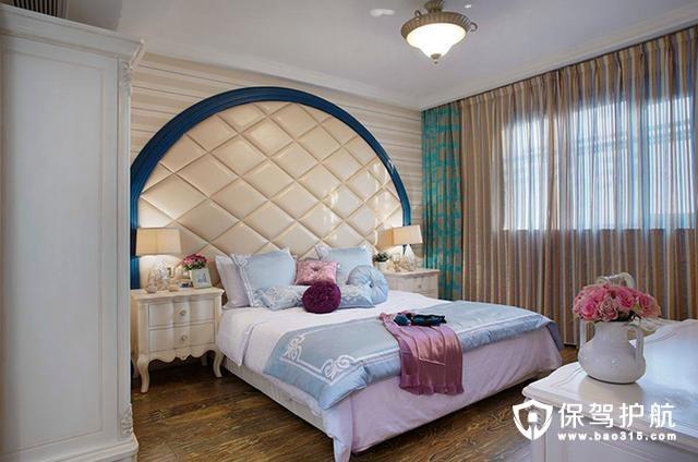 温馨舒适卧室