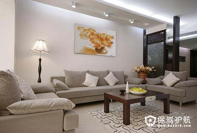 四居室117平米新中式风格
