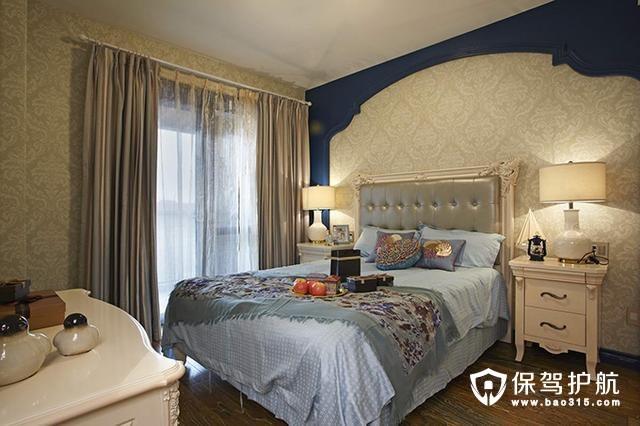 温馨典雅卧室