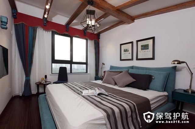 淳朴、复古卧室