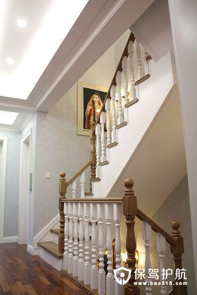 品味和高雅楼梯造型