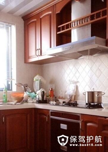 如何将厨房装修成中式古典风格