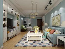 丰立装饰-就算只买了80㎡的房,也要好好设计,才对得起生活的不易