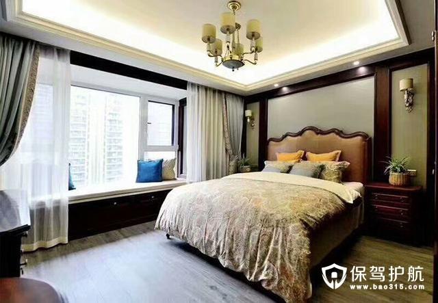活泼自然舒适卧室