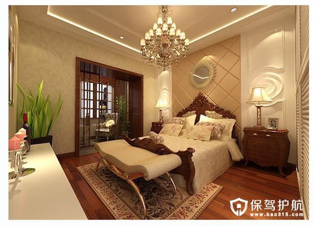舒适大气卧室