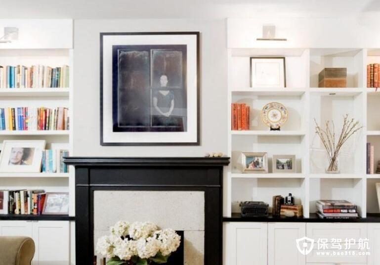 小户型客厅储物柜怎么装修
