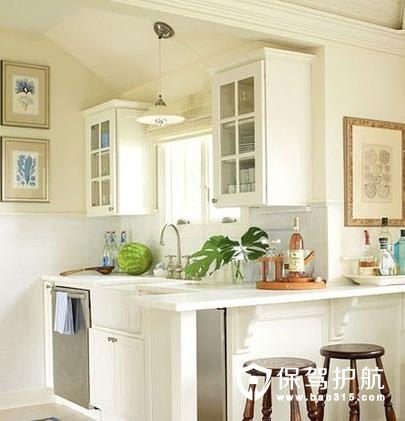 三款实用的小户型厨房设计