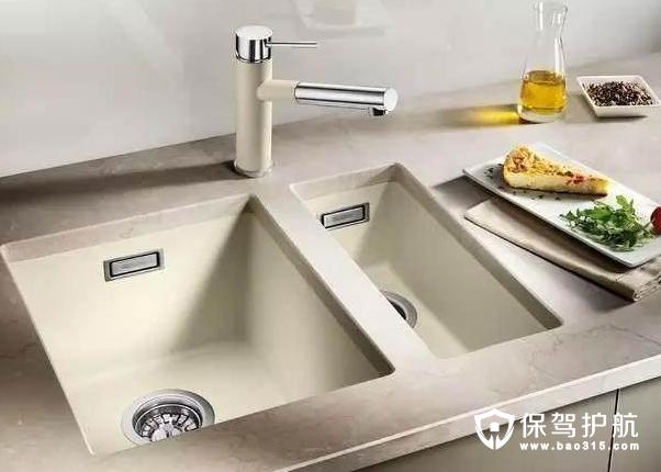 厨房水槽台到底台上盆和台下盆哪个好