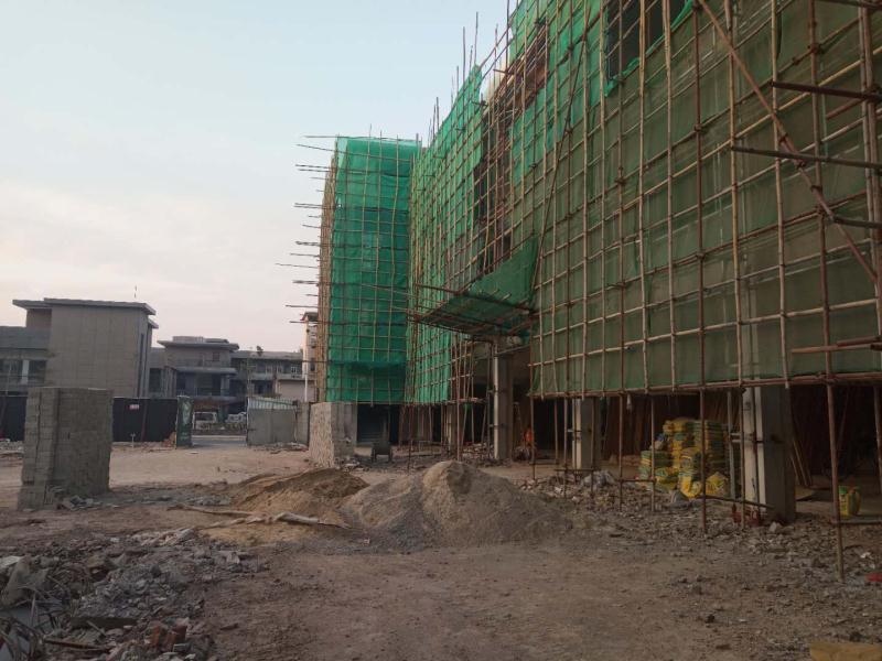 东莞市常平国际创新港在建工地