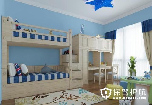 业主装修口述 儿童房怎么装修好
