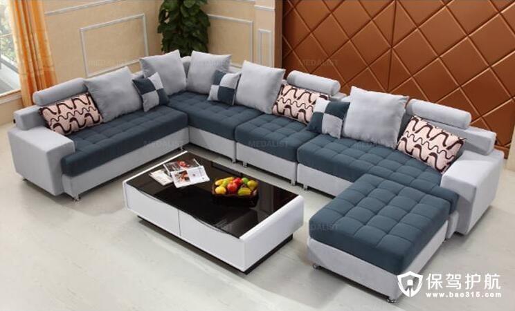 如何摆放沙发及其风水禁忌