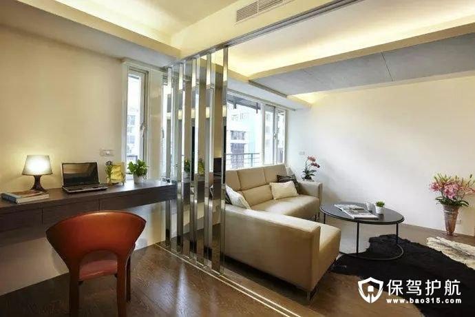 小型的办公空间